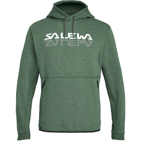 SALEWA Reflection 2 Dry Capuchon Trui Heren, myrtle melange